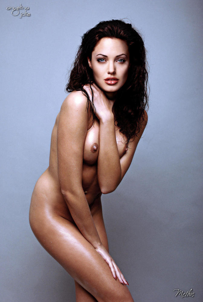 Fakes of Angelina Jolie founded...